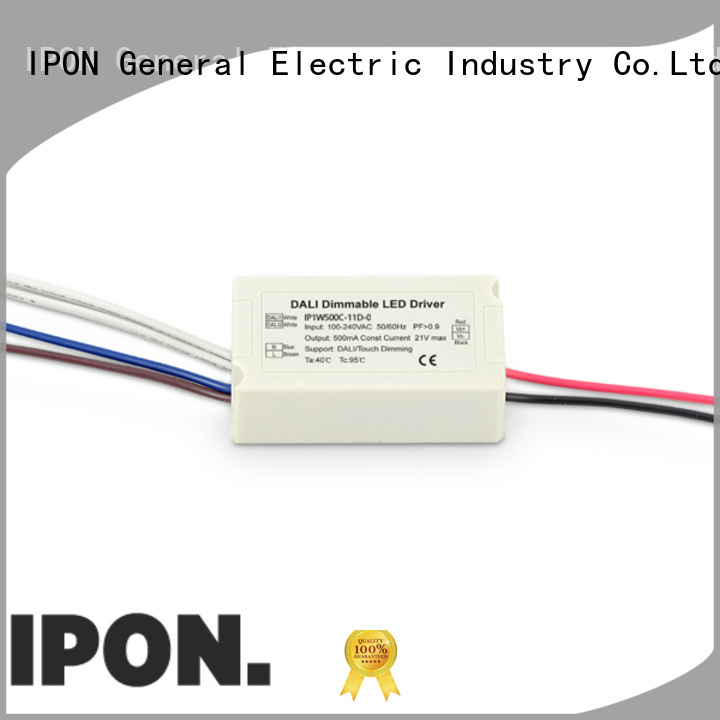 IPON LED DALI Series driver led supplier for Lighting control
