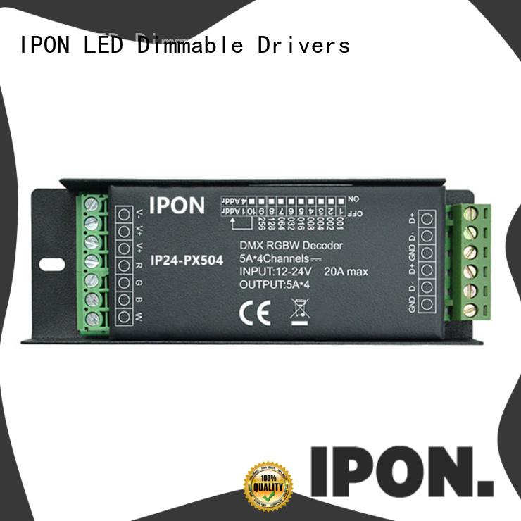 IPON LED dmx512 led kontroller factory for Lighting control