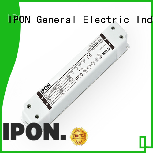 IPON dimmable drivers manufacturer for Lighting control