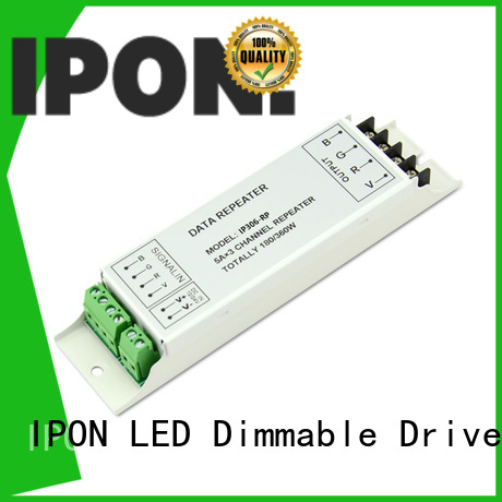 IPON LED High sensitivity best power amplifier China suppliers for Lighting control system