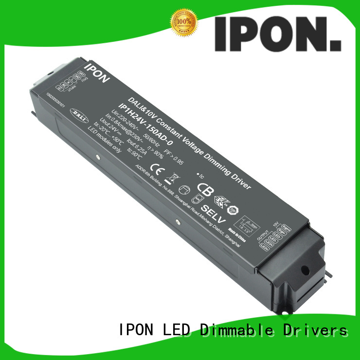 IPON LED dimmable led driver factory for Lighting control