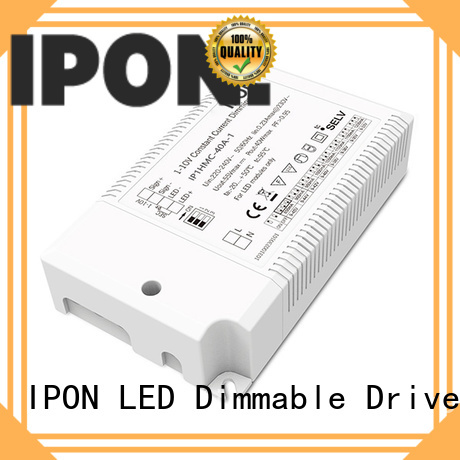 IPON LED durable led driver constant current in China for Lighting adjustment