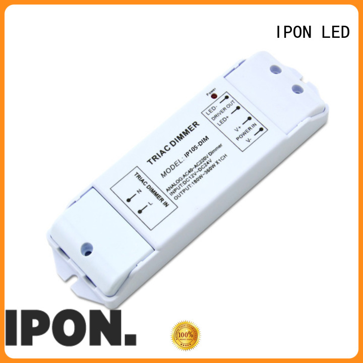 Top quality led dimmer controller China manufacturers for Lighting control