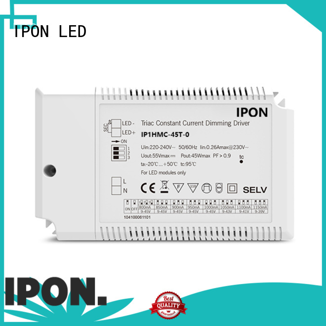 IPON LED High sensitivity dimmable drivers supplier for Lighting control system