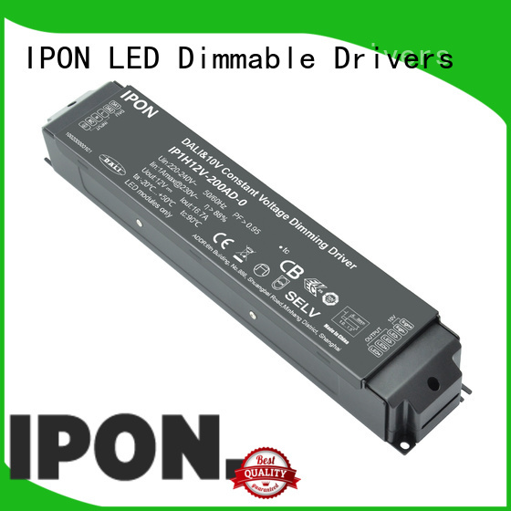 IPON LED DALI Series dimmable led driver Factory price for Lighting control