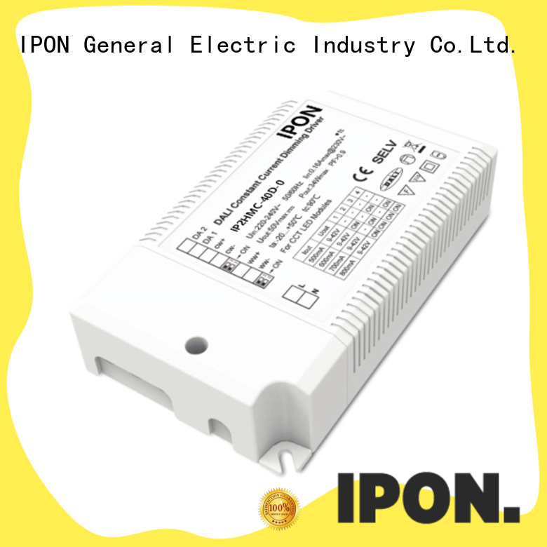 Good quality dali tunable white IPON for Lighting control system