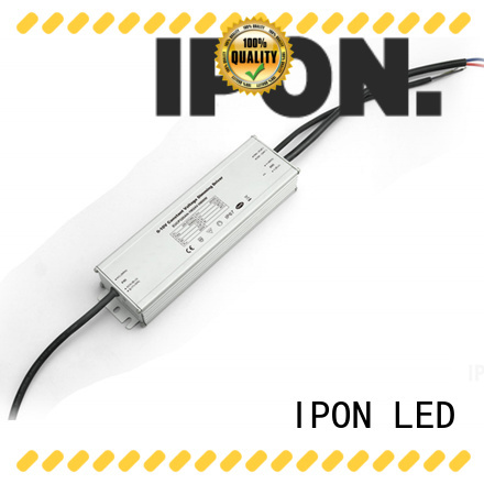 IPON LED dimmable led driver manufacturer for Lighting control system