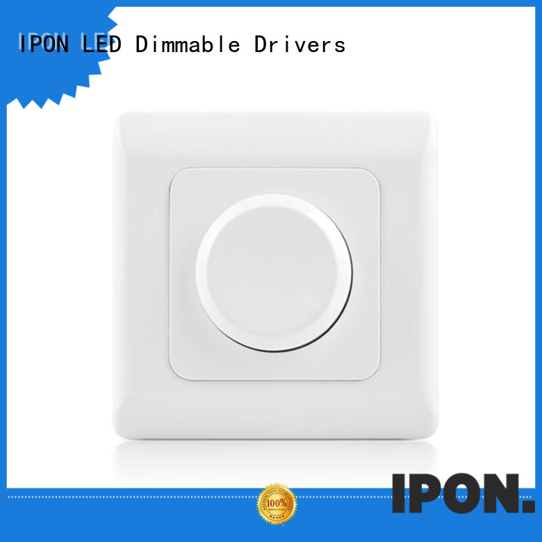 Custom high voltage led dimmer IPON for Lighting adjustment