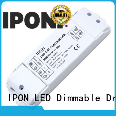 0-10V/1-10V dimmer led Factory price for Lighting adjustment