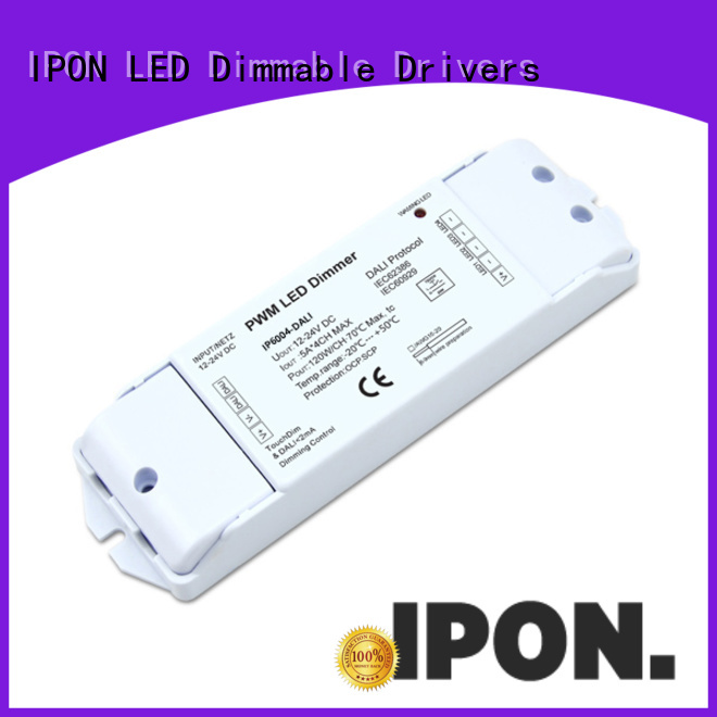 IPON LED dali dimmable in China for Lighting control