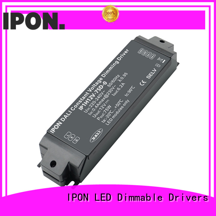 IPON LED dimmable led drivers China suppliers for Lighting control