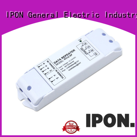 IPON LED best power amplifier manufacturer for Lighting control
