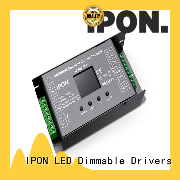 IPON LED led driver products for business for Lighting control system