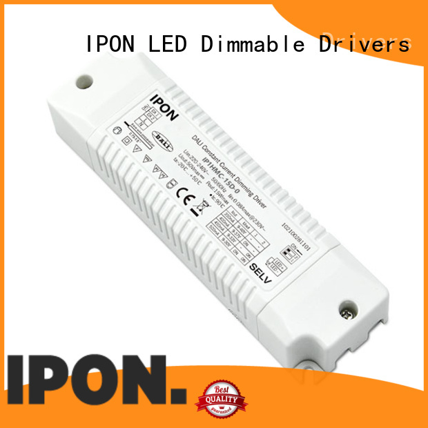 IPON LED Wholesale 50w constant current led driver factory for Lighting control