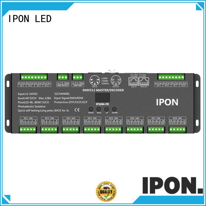 DMX driver dmx IPON for Lighting control system