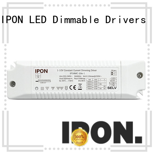 IPON LED Customer praise constant current driver China manufacturers for Lighting control