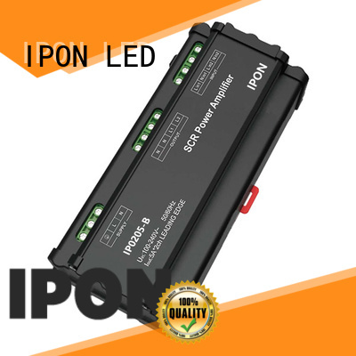 IPON LED high quality power amplifiers IPON for Lighting control system