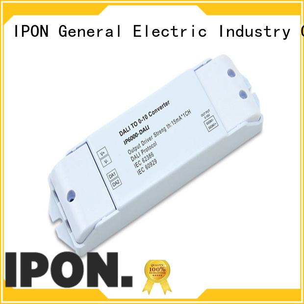 IPON analog signal converter manufacturer for Lighting control
