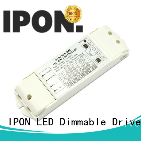 0-10V/1-10V Series dimmer for led driver China manufacturers for Lighting control