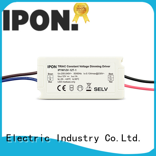 IPON LED dimmable driver IPON for Lighting adjustment
