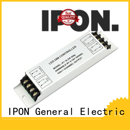 IPON LED Top dimmer for led driver for business for Lighting control