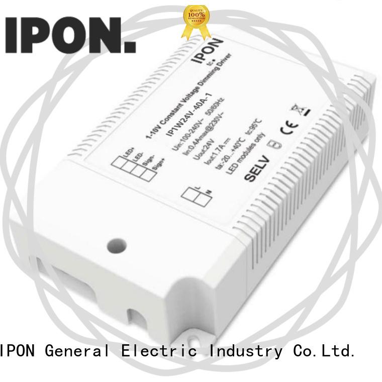 IPON LED dimmer driver factory for Lighting adjustment