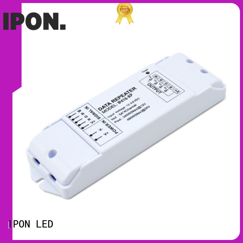 IPON LED Good quality pwm led driver Factory price for Lighting control