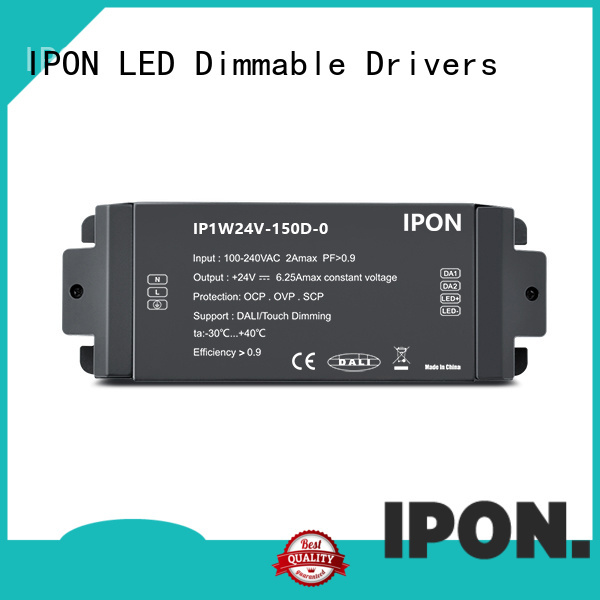 IPON LED dali dimmer China for Lighting control