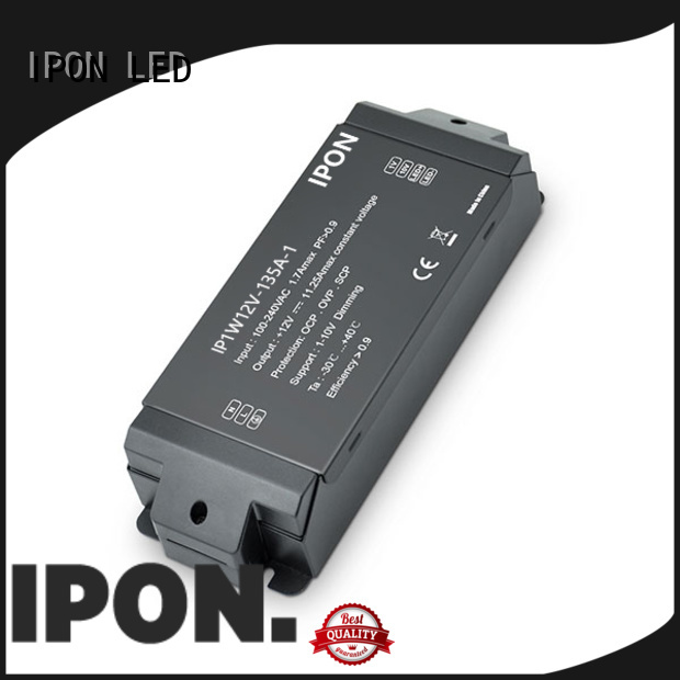 IPON LED Good quality driver led dimmable China manufacturers for Lighting control system