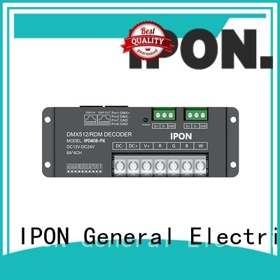 IPON LED DMX driver dmx China suppliers for Lighting adjustment