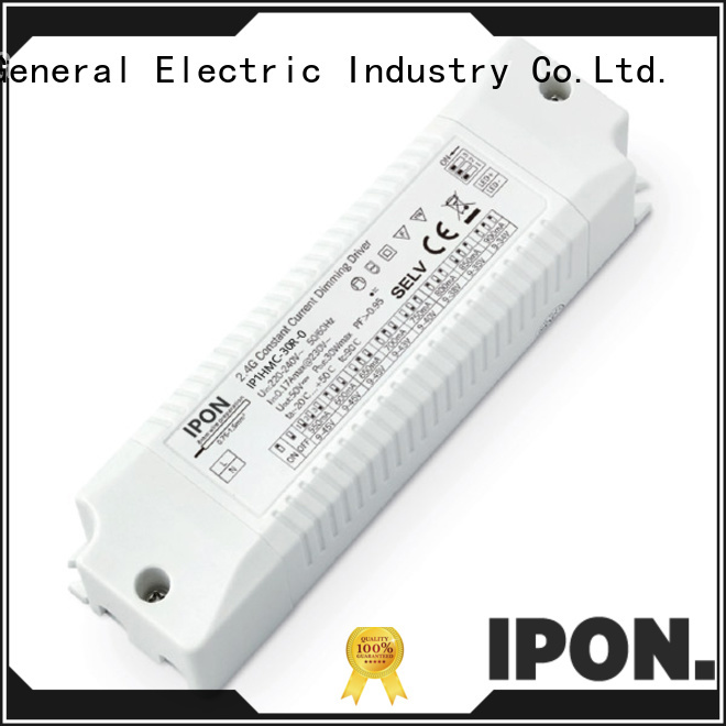 IPON LED Wireless LED Controller led driver dimmer Factory price for Lighting control