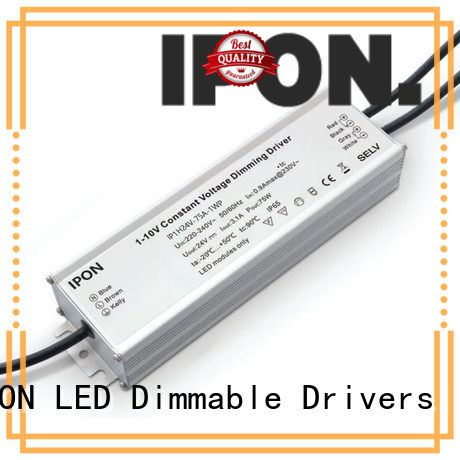 IPON LED High repurchase rate dimmer driver factory for Lighting adjustment