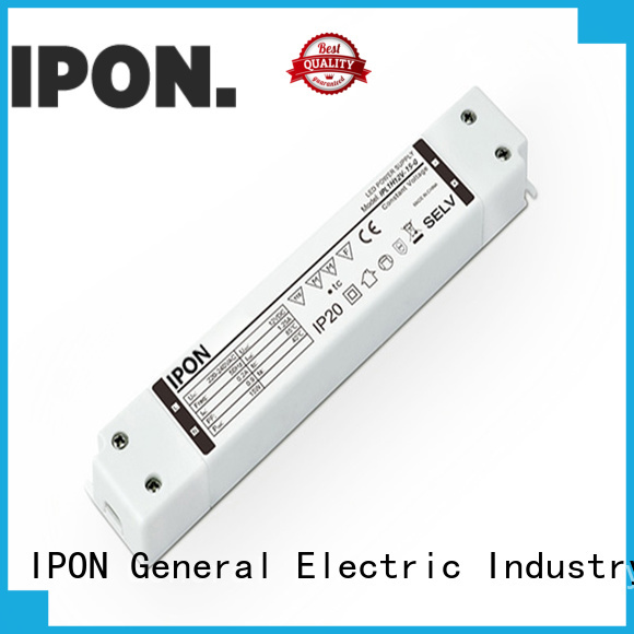 IPON stable quality led driver price China manufacturers for Lighting adjustment