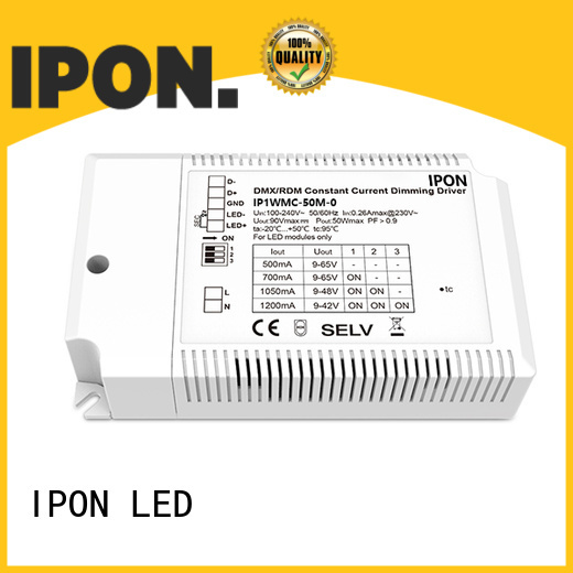 IPON LED popular best dmx controller Factory price for Lighting adjustment