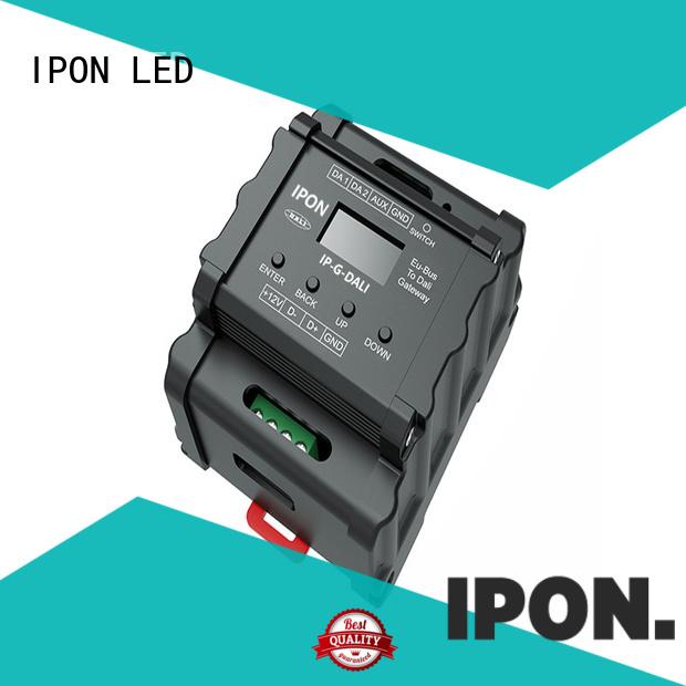 IPON LED gateway interfaces China manufacturers for Lighting adjustment