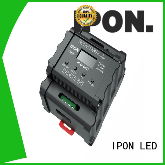 IPON LED gatewaysinterfaces in China for Lighting control system