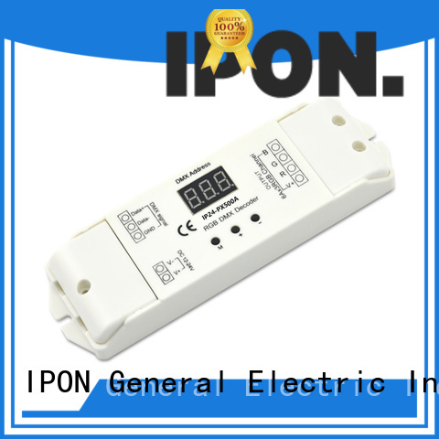 professional dmx dimmable manufacturer for Lighting control