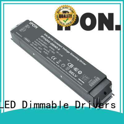 IPON LED dimmable led drivers factory for Lighting control