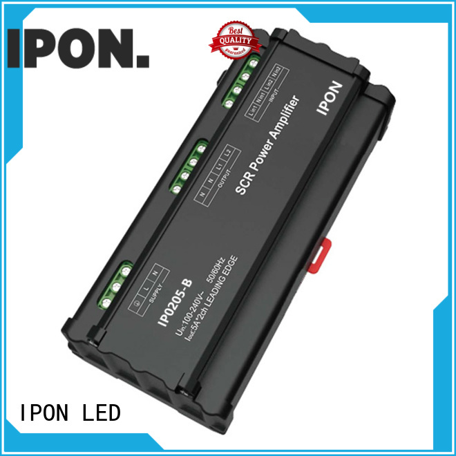 IPON LED Top quality power amplifier for sale factory for Lighting control system