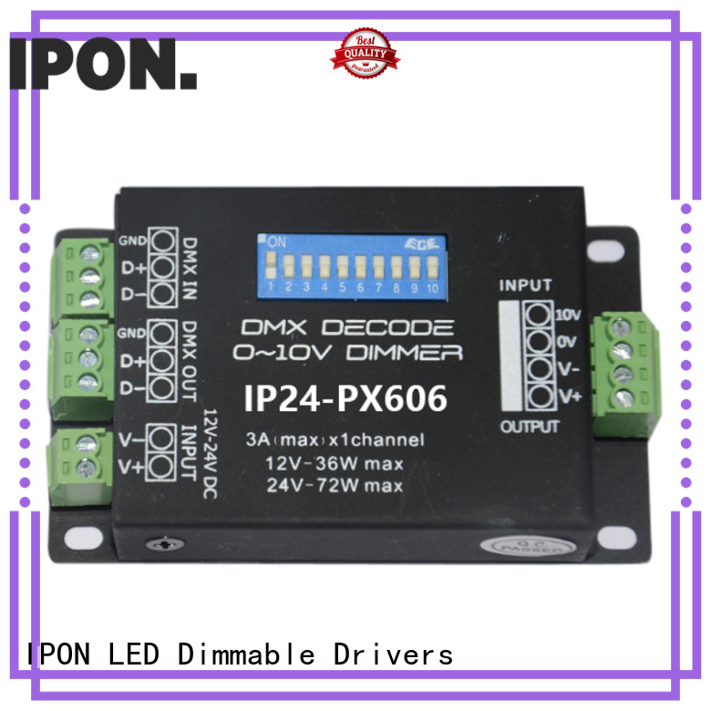 IPON LED popular led drivers for sale China for Lighting control