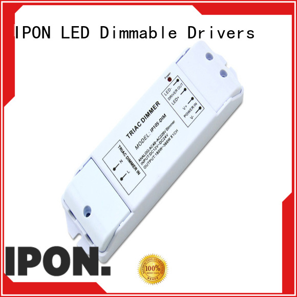 IPON LED dimmer controller factory for Lighting adjustment