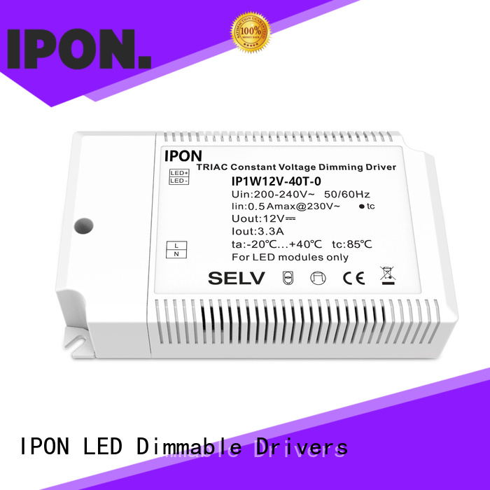 IPON LED Top quality led driver dimmer Factory price for Lighting control