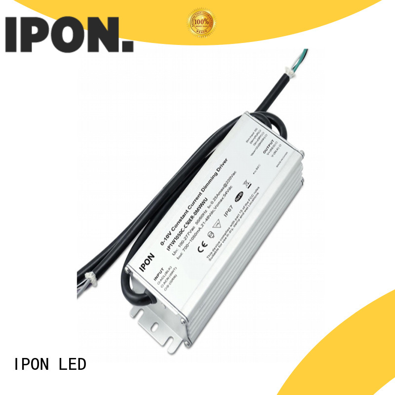 IPON LED programmable led drivers China suppliers for Lighting control