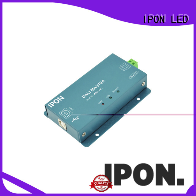 IPON LED quality dimmer controller in China for Lighting control