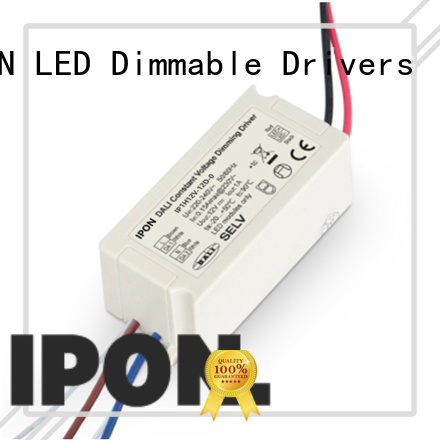 IPON LED dimmable led driver China manufacturers for Lighting control