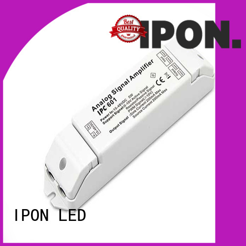 IPON LED dmx to 0-10v converter China suppliers for Lighting control system
