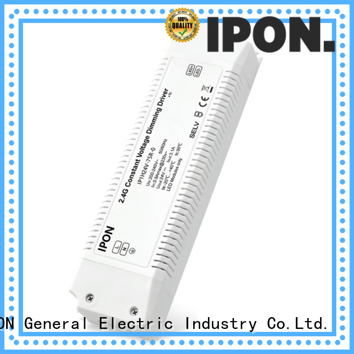 Wireless led driver suppliers company for Lighting control system