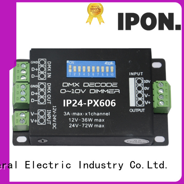 popular dmx led driver China suppliers for Lighting control system