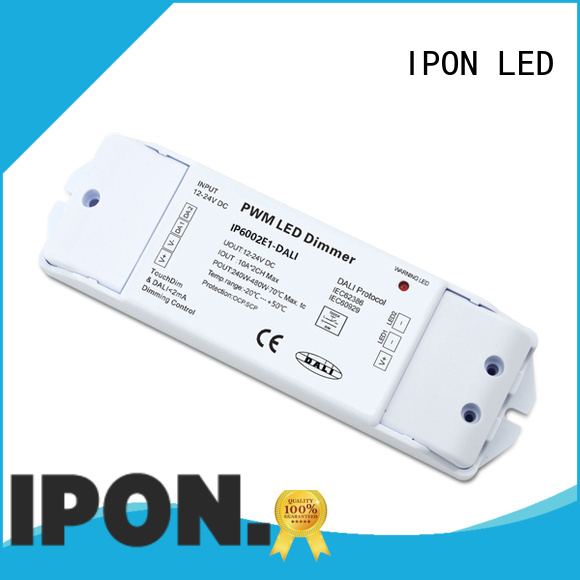 IPON LED dali dali dimmable manufacturer for Lighting control system