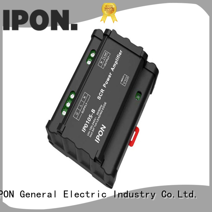 IPON LED ip-bus control system supplier for Lighting control system